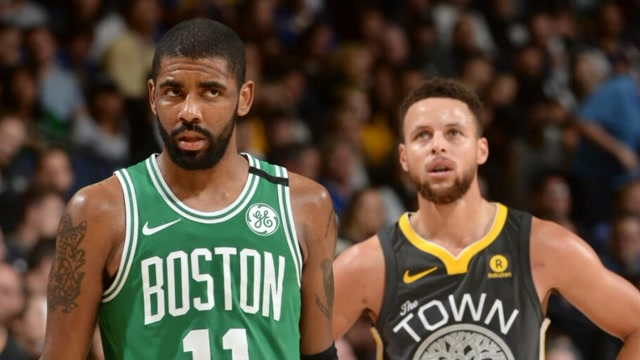 NBA赛场上华丽拜佛过人混剪 欧文库里展示极限球感