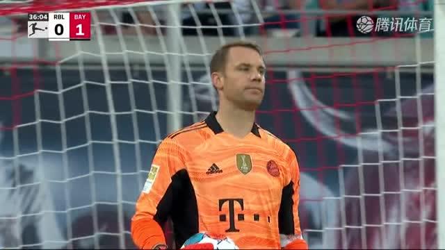 险情不断!莱比锡门前头球连续制造威胁 西马坎头球攻门可惜太正_腾讯德甲