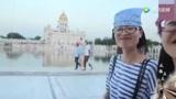 中国女孩去印度首都新德里出差,印度小伙炫耀新德里是多么繁华