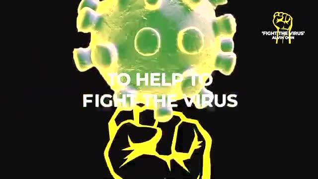 【Fight the virus】致團結、勇敢的中國人!