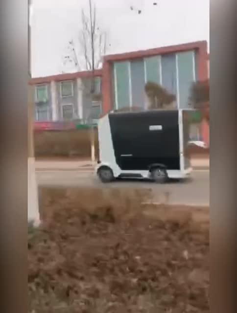 一清創新UDI 的無人車