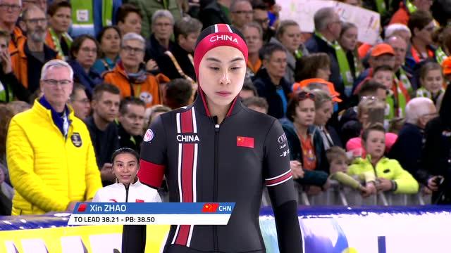 【回放】女子500米:第6组 基米·戈茨vs赵欣_综合赛事