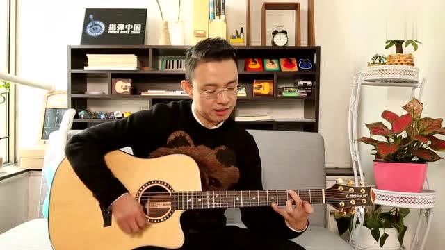 大向老师测评:LEGPAP吉他 AH-DC180试听