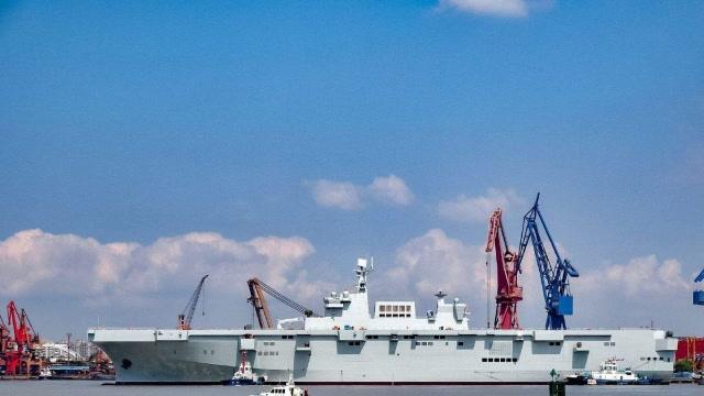 """若臺海發生戰爭,大陸根本用不到航母!這款戰艦足夠震懾""""臺獨"""""""