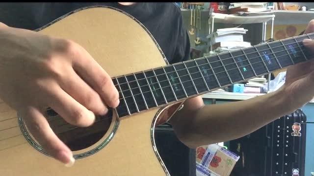 吉他指弹《雨蝶》还珠格格主题曲