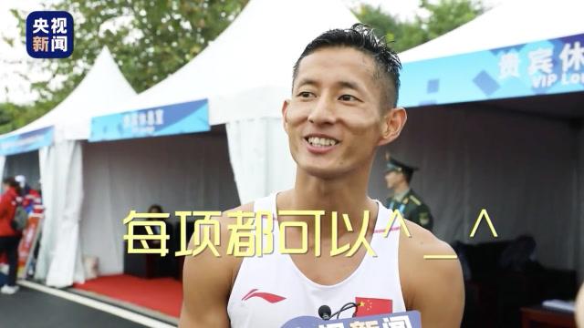 """快看軍運丨""""子彈哥""""潘玉程:休過學開過卡車的世界冠軍"""