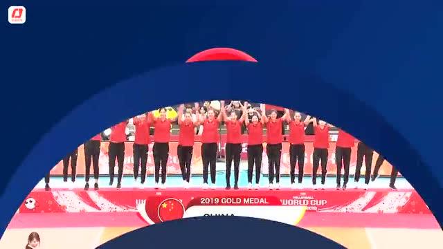 2019年十大国内体育新闻候选:国际泳联世锦赛中国队金牌总数第一