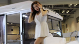 美女模特多妍Lee Da-yeon超清饭拍