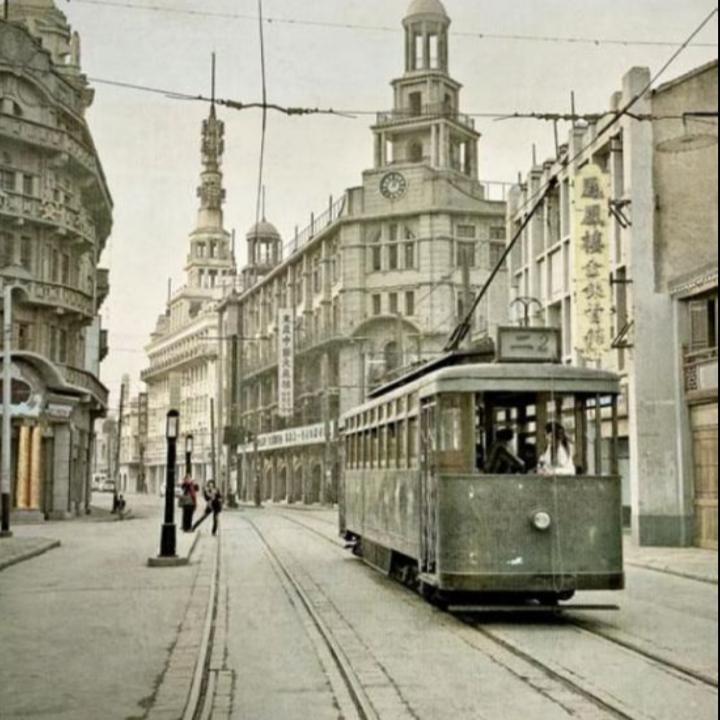 1908有·轨电车