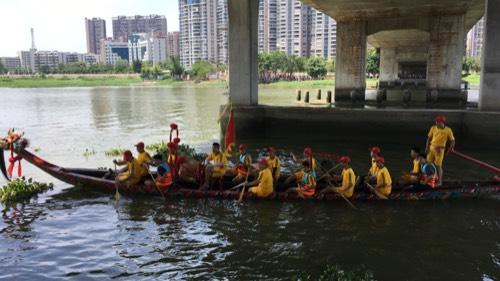 丁酉年五月初五端午节揭阳西门龍舟_星空网直播視角