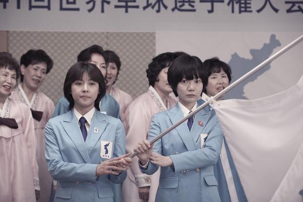 朝韩梦之队 As one 电影