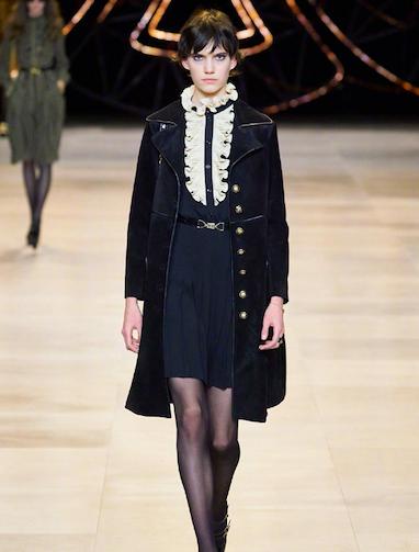 Celine 2020秋冬巴黎时装大秀