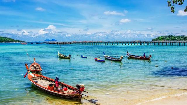 普吉岛海滩不能随便拍照?