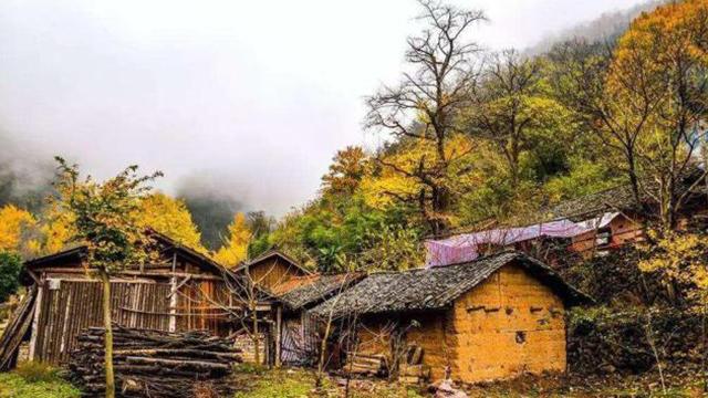 湖北自带魔咒的山村