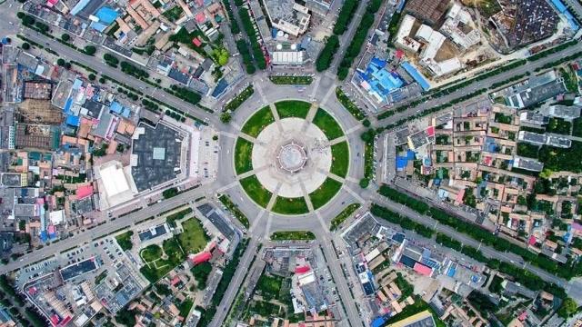 中国唯一没有红绿灯的城市