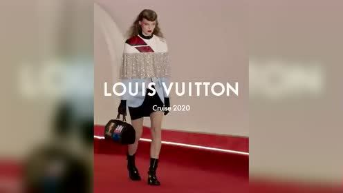 Louis Vuitton Cruise 2020 |