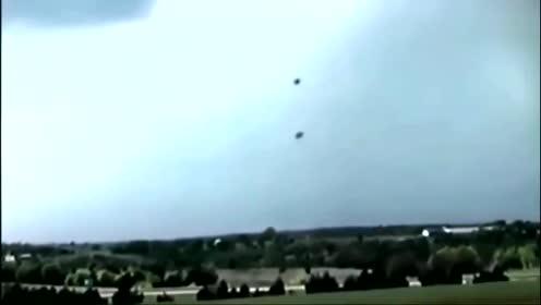电视直播天空飞来两个UFO?的图片 第19张