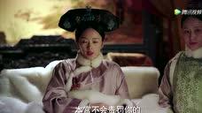 贵妃用红箩碳污蔑海兰偷盗 雪地被罚