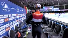 ()短道世界杯荷兰站第二决赛日 男子1000米半决赛录像
