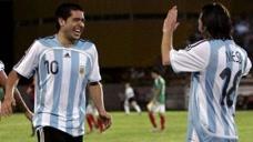 灵魂核心!里克尔梅阿根廷国家队十佳球图标