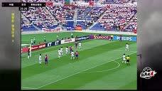 """足球经典战""""疫"""" 2002世界杯小组赛 中国vs哥斯达黎加 上半场录像"""