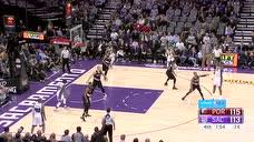NBA爆笑时刻:巴图姆神奇躲避球笑抽对手,罗斯发球给前队友头像