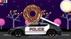 动漫:幽灵宝宝哭了 警察给她送来美味甜甜圈