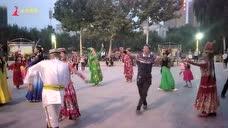 阿克苏 麦西莱普广场舞