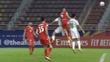 U23亚锦赛:两替补球员建功,伊拉克2-2绝平巴林