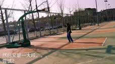 看npy打篮球啦