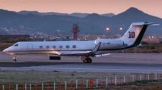 虚惊一场!梅西私人飞机因故临时返航 所幸本人不在飞机上