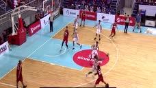 【集锦】印度尼西亚70-100菲律宾 拉维纳23分8篮板率队大胜对手