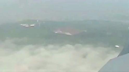 UFO真的存在吗?5个飞机上空拍到的UFO视频的图片