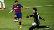 苏亚雷斯一球致命,巴萨送西班牙人提前3轮降入乙级图标