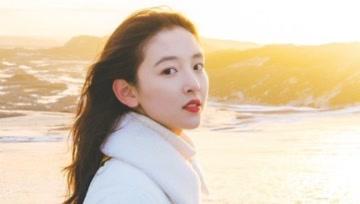 有一种初恋脸叫吴倩,惊艳时光的美少女,长相清新自然