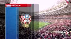 """足球经典战""""疫"""":2018世界杯决赛 法国vs克罗地亚 上半场录像图标"""