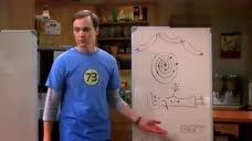 生活大爆炸,千万不要和学霸玩 你画我猜,卧槽快笑死了!