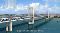 二坝论坛之商合杭高铁芜湖长江三桥仿真动画