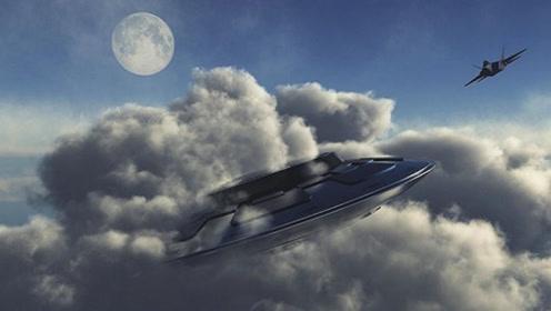 重庆女孩发现空中UFO?官方公布真相,原来是中国做的事的图片