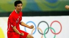 陈涛助攻董方卓打进奥运唯一进球,如今再也看不到了