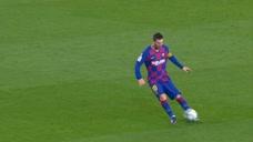 全能型球王,梅西不止进球精彩,他的传球同样出色