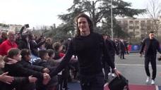 vlog-美女记者带你揭秘巴黎比赛日盛况 阵势堪比电影节