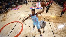 NBA放大镜:新晋扣篮王扬言明年卫冕,回顾琼斯扣篮大赛每一扣