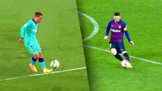神同步进球,足坛24个最相似的进球,这是巧合还是故意模仿图标