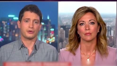 CNN记者现场讲述北京防疫情况 听完后女主播一脸难以置信