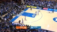 【回放】NCAA:迈阿密大学vs杜克大学上半场
