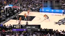 【原声】25日NBA十佳球 威廉姆森排球大帽德罗赞残暴隔扣