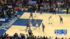 21日NBA十佳球 小蜂王逆天秀拉杆布朗死亡隔扣詹皇