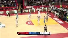 【录像】青岛vs北京第3节 亚当斯延续火力连续飙分