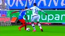 里昂15-16赛季3佳球 费基尔献梅西绝技